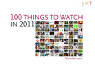100 things to watch.