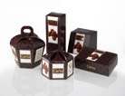 boxes for exquisite chocolate pralines