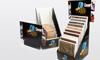 Shelf Ready: Coverit Samples Display