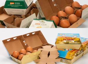 eggbox Doppel-4er Alnatura/eggbox Doppel-6er Sylter Freilandeier