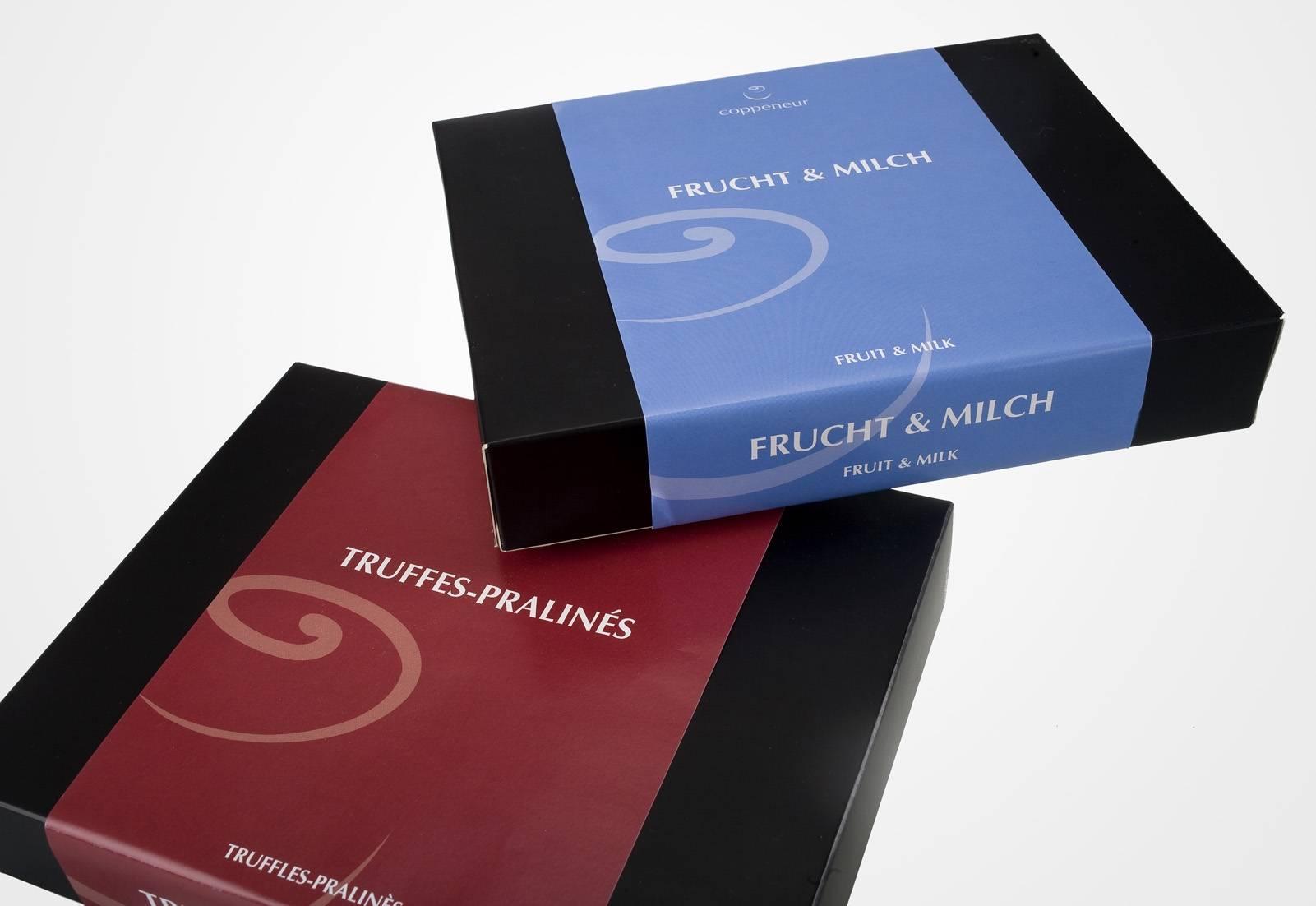 Collection coppeneur - Pralinés-Etui