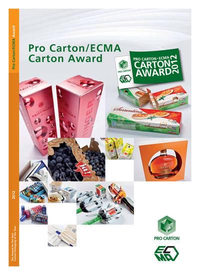 Pro Carton ECMA Award 2012