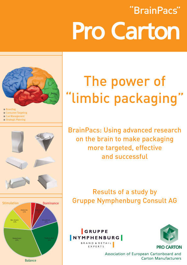 Limbic Study - Emotional Packaging Sells! 6th March 2009