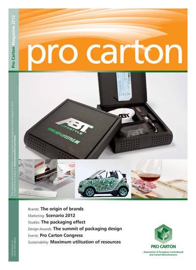 Pro Carton Magazine 2012