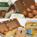 Food: eggbox Doppel-4er Alnatura/eggbox Doppel-6er Sylter Freilandeier