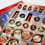 Confectionery: Confiserie Reber Advent Calendar with innovative Carton-Inlay