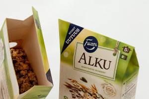 Fazer Alku new mill products