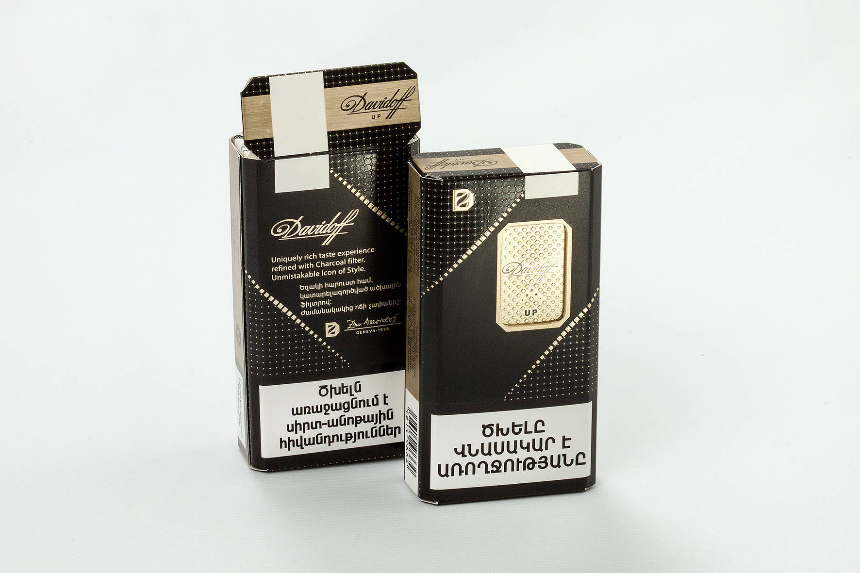 Davidoff Black GlideTec (for Armenia)