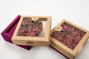 Lace Rose Box