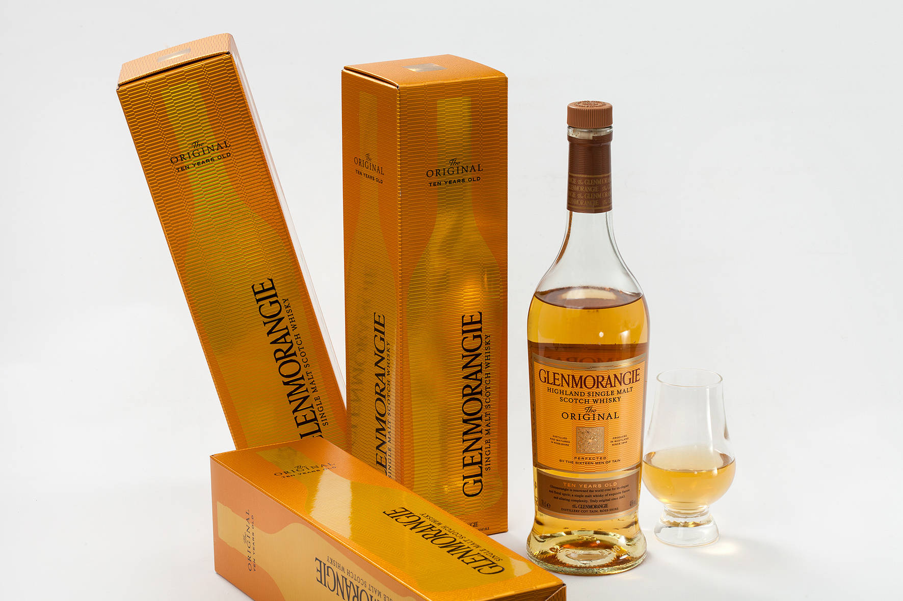 Glenmorangie Festive Year-End-Carton