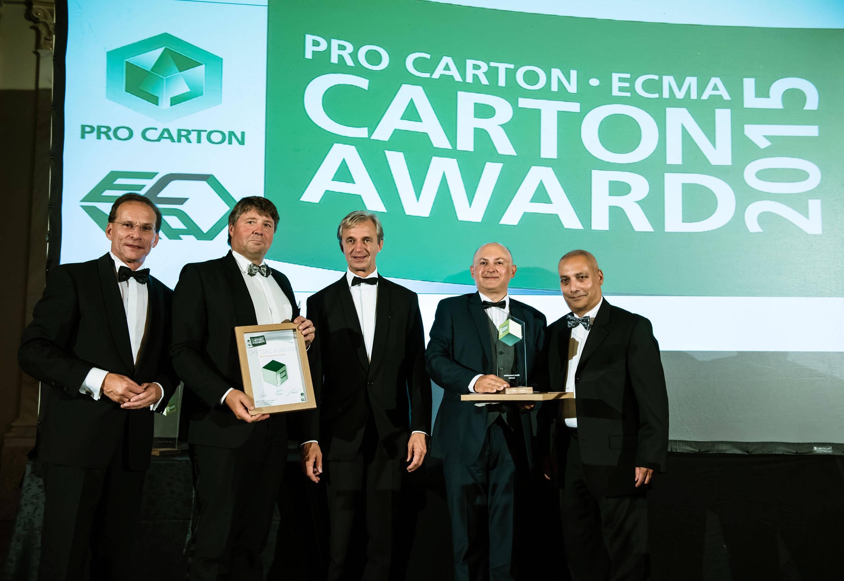 Pro Carton ECMA Award Gala 2015 87