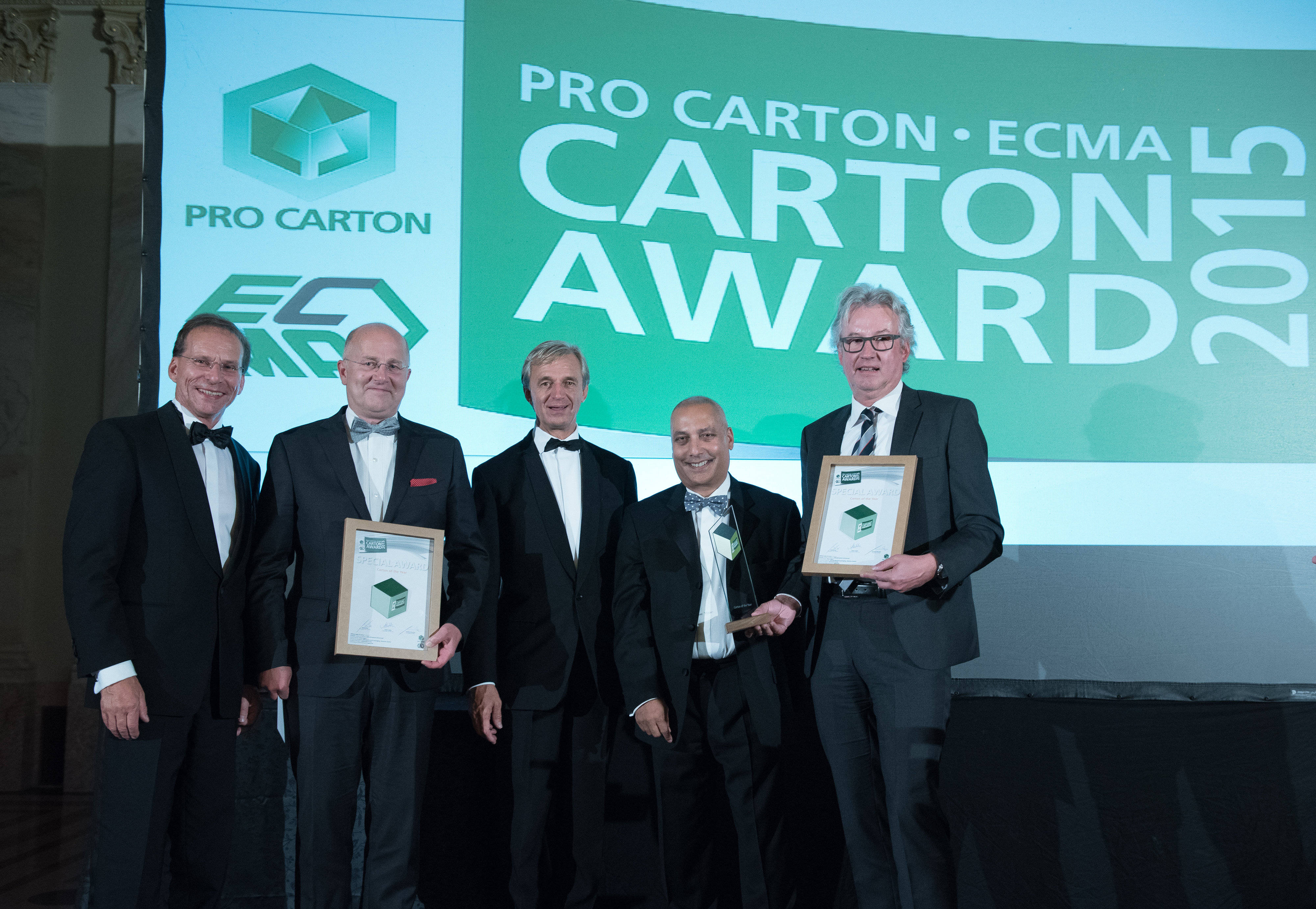 Pro Carton ECMA Award Gala 2015 45