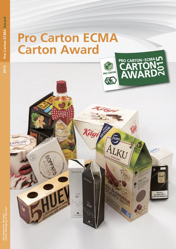 Pro Carton ECMA Award 2015
