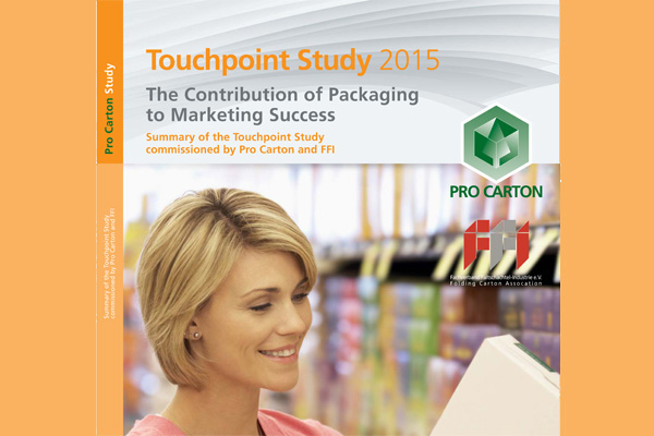 Packaging provides billions of effective advertising contacts