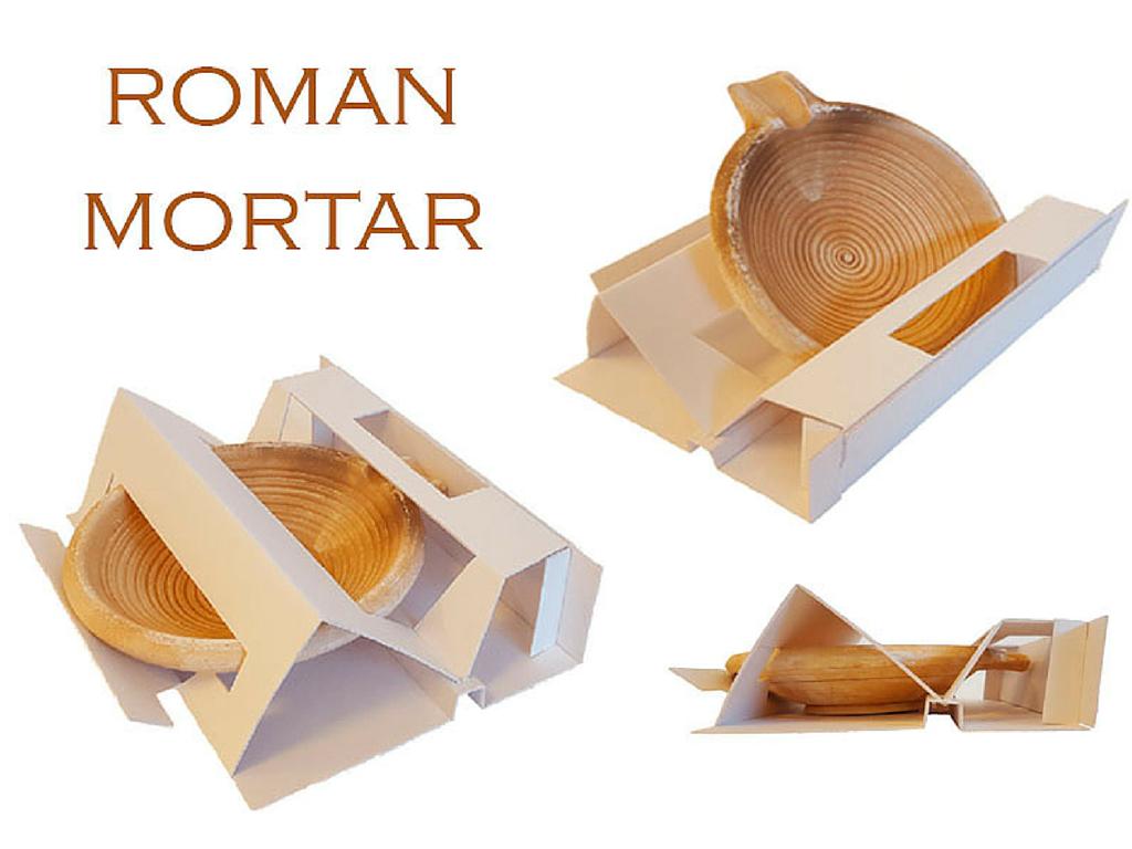 ROMAN MORTAR