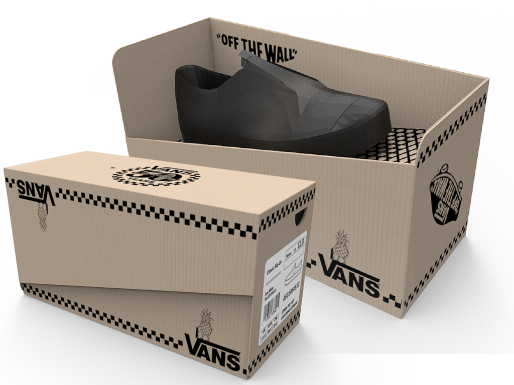 SHOE PACKAGING