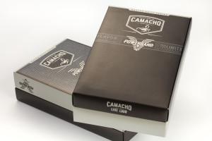 Camacho Cigar Packaging U.S. market