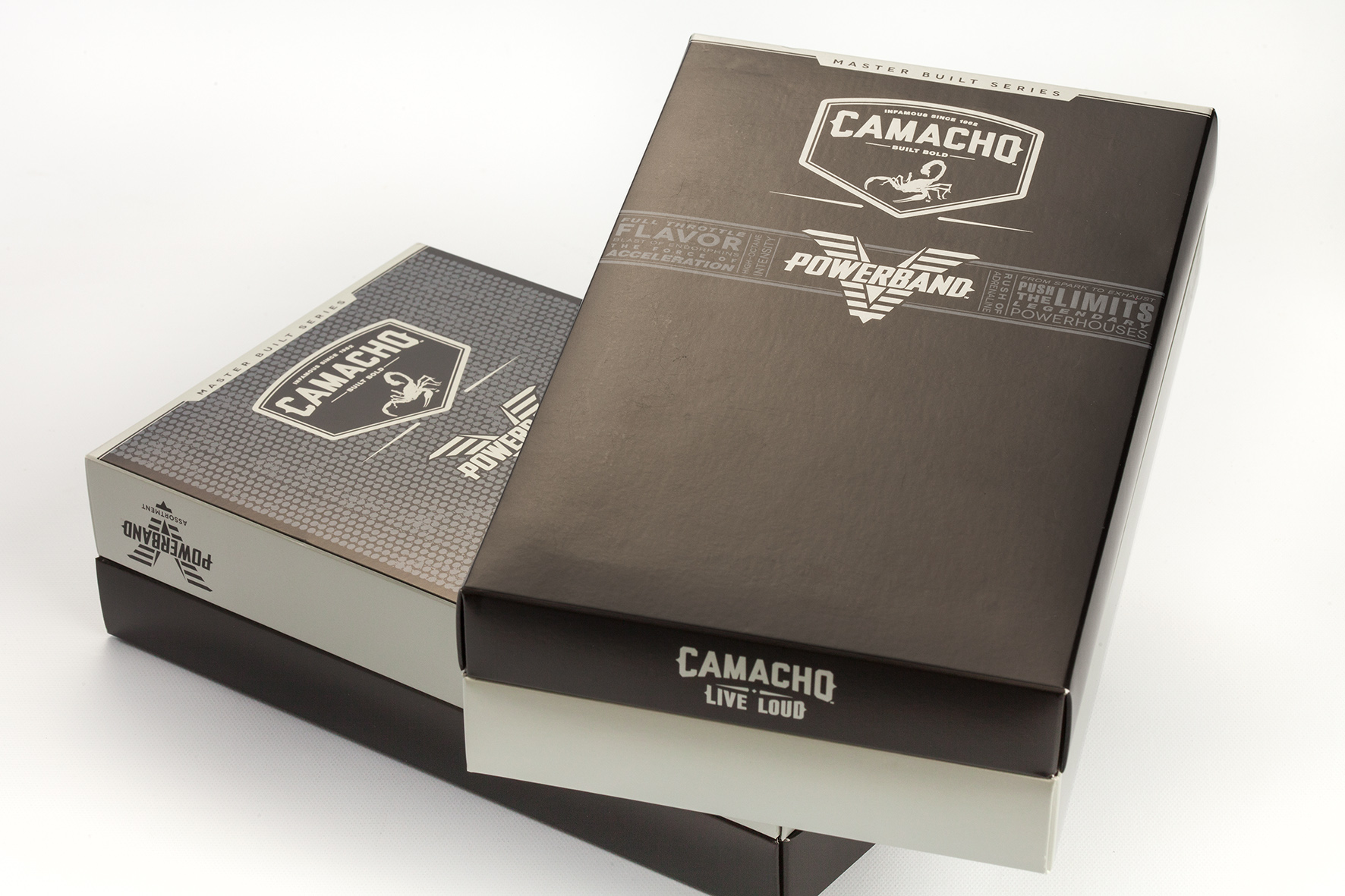 Camacho Cigar Packaging U.S. market