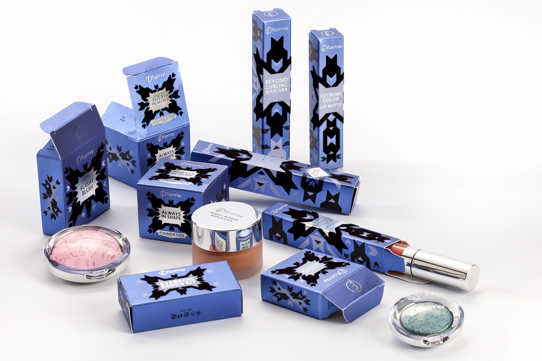 Flormar All Eyes on Me Collection