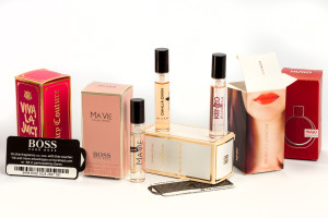 Reload, the perfume mini-spray