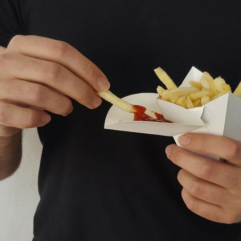 Dip & Eat Box