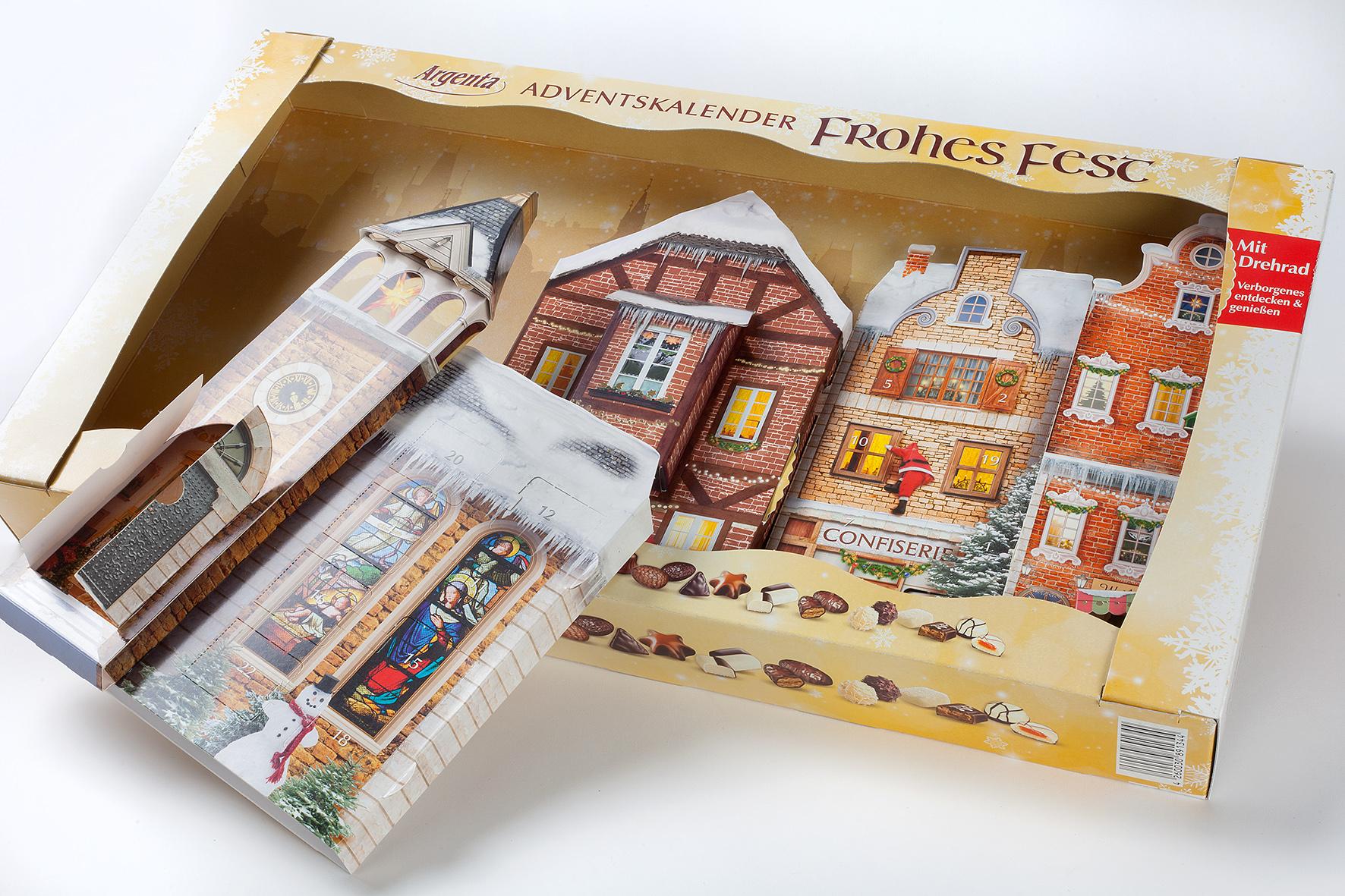 Argenta - Frohes Fest Adventskalender