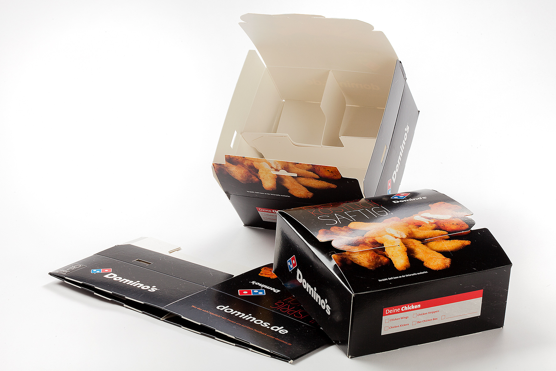 Domino's Chicken Box