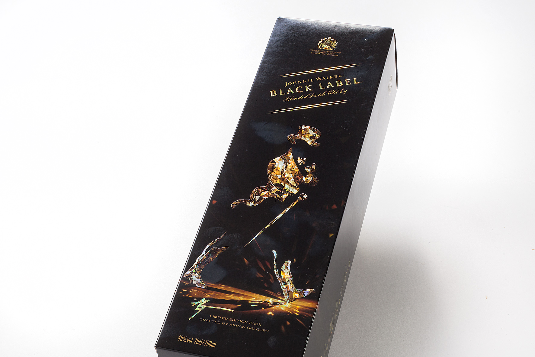 Johnnie Walker Black Label 70 cl Limited Edition Pack