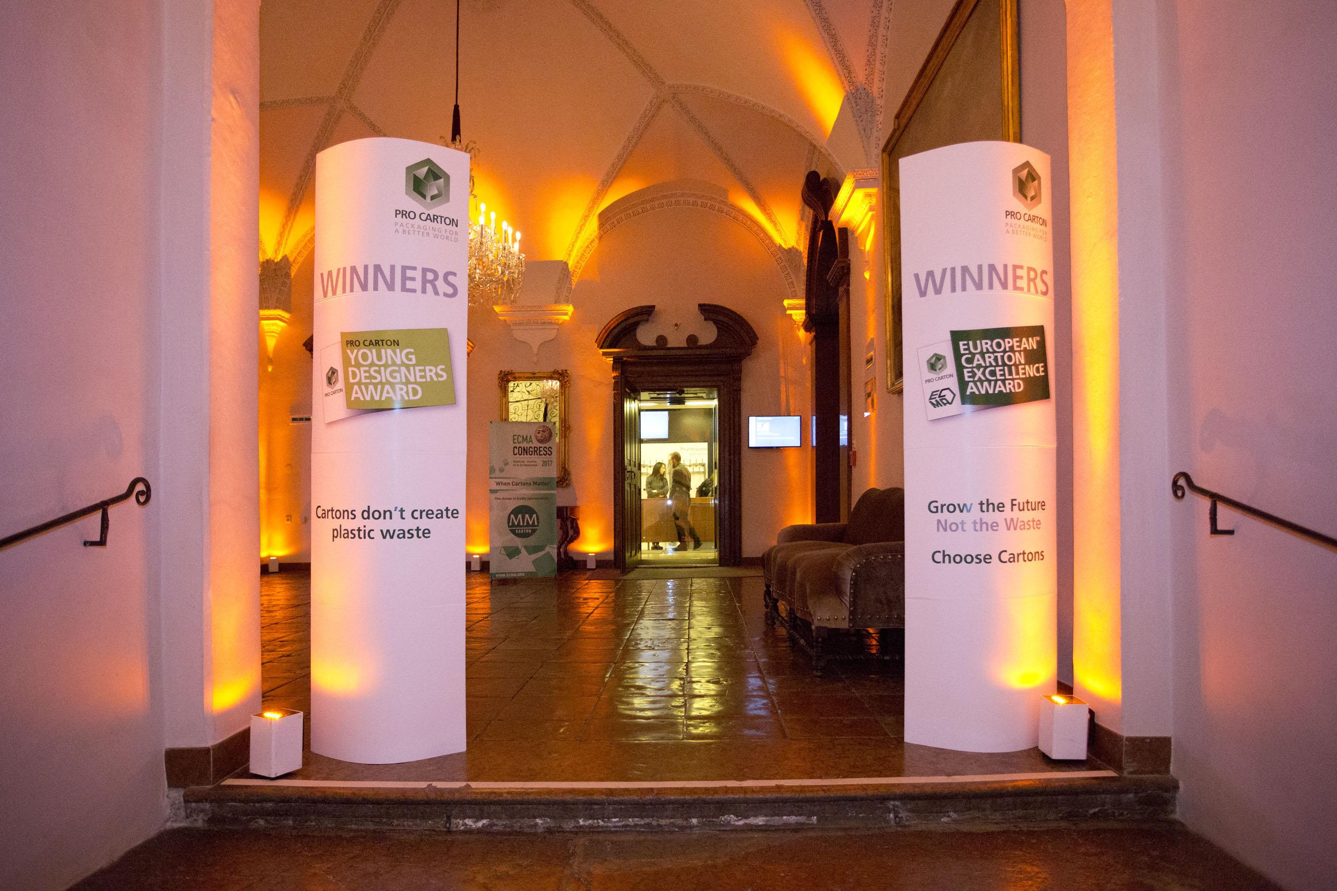 1 Award Entrance 2017