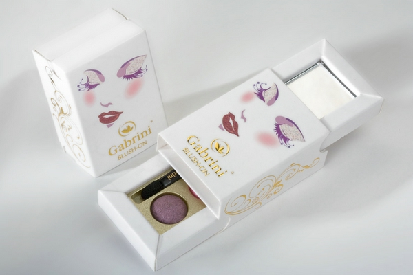 Gabrini Make-Up Kit Box