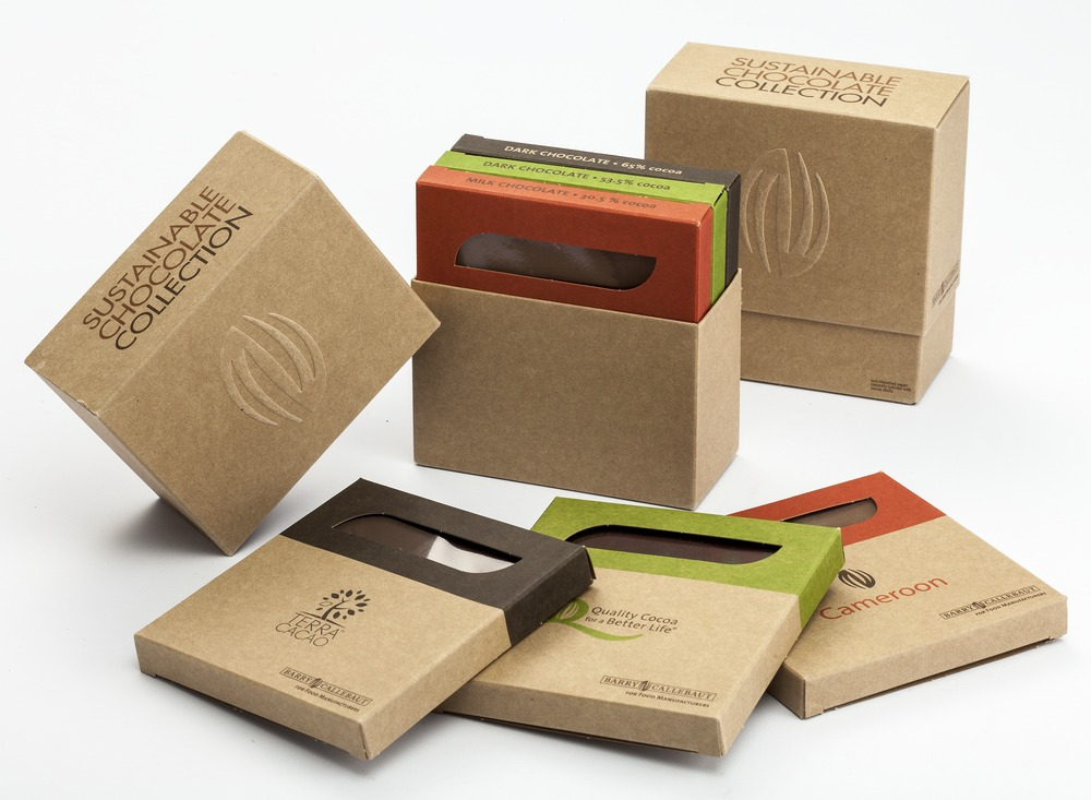 Sustainable Chocolate Box
