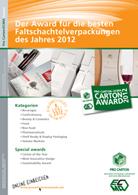 Ausschreibung Pro Carton/ECMA Award 2012