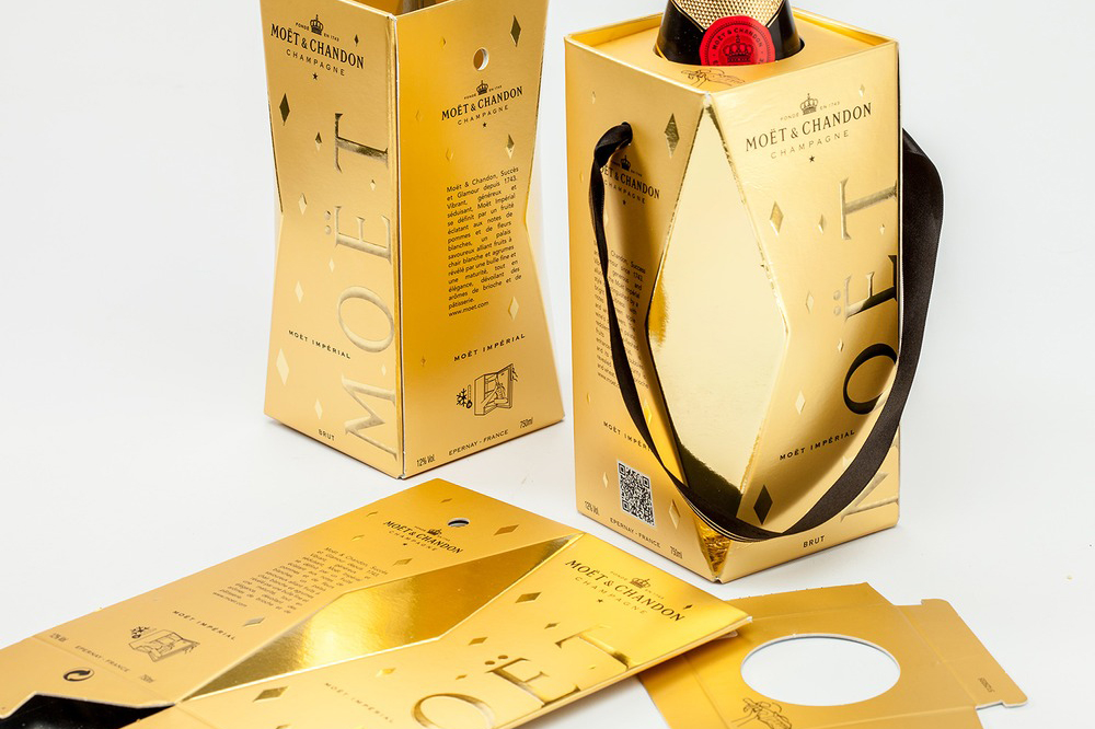 Moët & Chandon <br />Twinkle Box