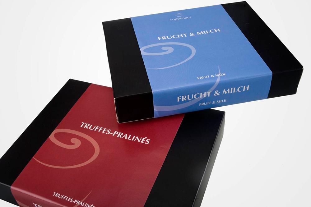 Collection coppeneur - Pralinés-Etui 1