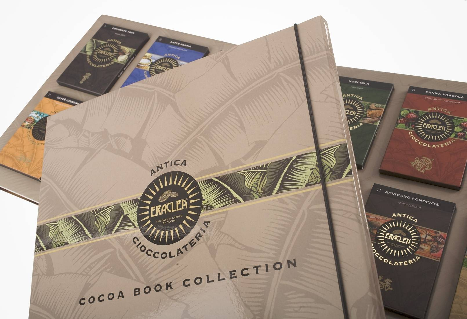 Cocoa book collection 12 tastes