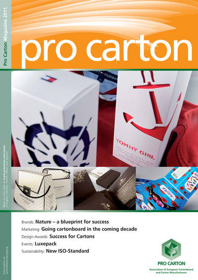 Pro Carton Magazine 2011
