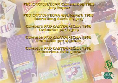 Pro Carton ECMA Award 1998