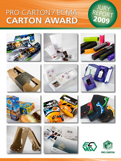 Pro Carton/ECMA Juryreport 2009