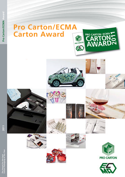 Pro Carton ECMA Award 2011: Jury Report