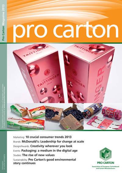 Pro Carton Magazine 2013