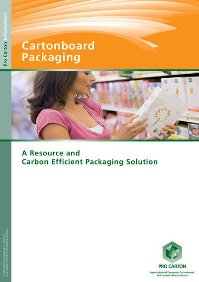 Cartonboard Packaging : A Resource and Carbon Efficient Packaging Solution