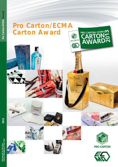 Pro Carton ECMA Award 2013