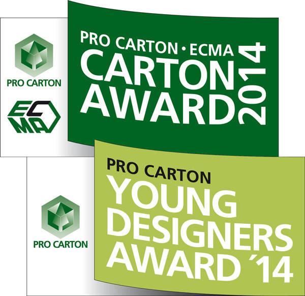 Premios Pro Carton ECMA 2014 y Pro Carton Young Designers 2014: finalistas