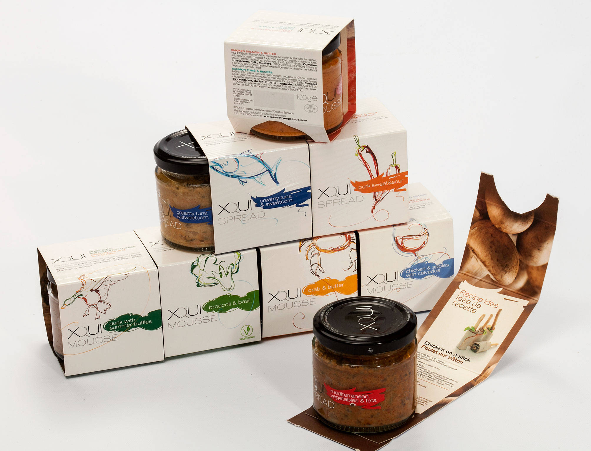 St-Luc labels&packaging