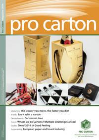 Pro Carton Magazine 2014