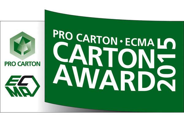 Les finalistes du concours <br />Pro Carton ECMA 2015 !