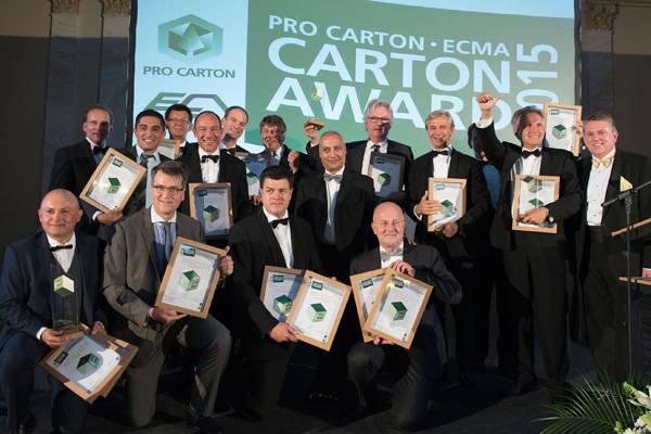 Premio Pro Carton/ECMA: <br/>ecco i vincitori!
