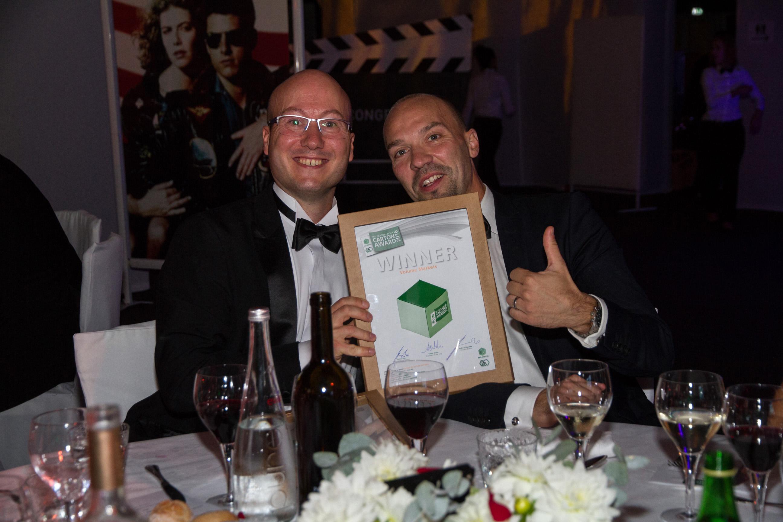 Pro Carton ECMA Award Gala 2016 978
