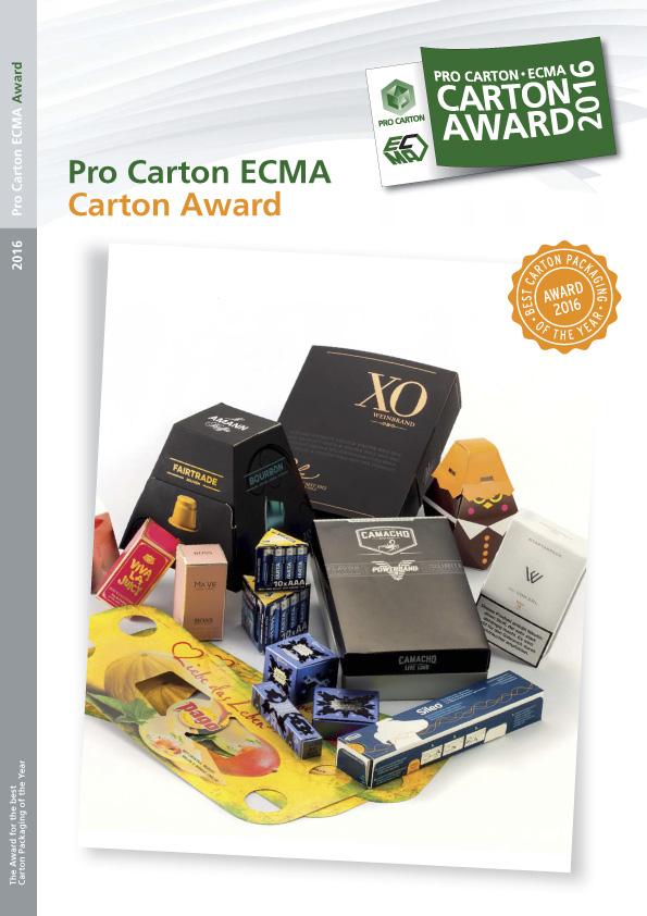Pro Carton ECMA Award 2016