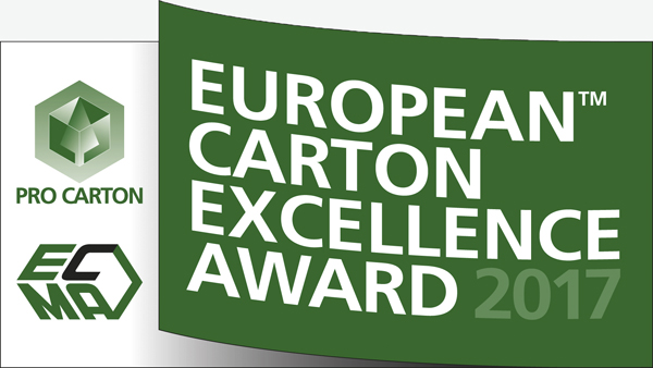 THE CARTON EXCELLENCE AWARD 2017